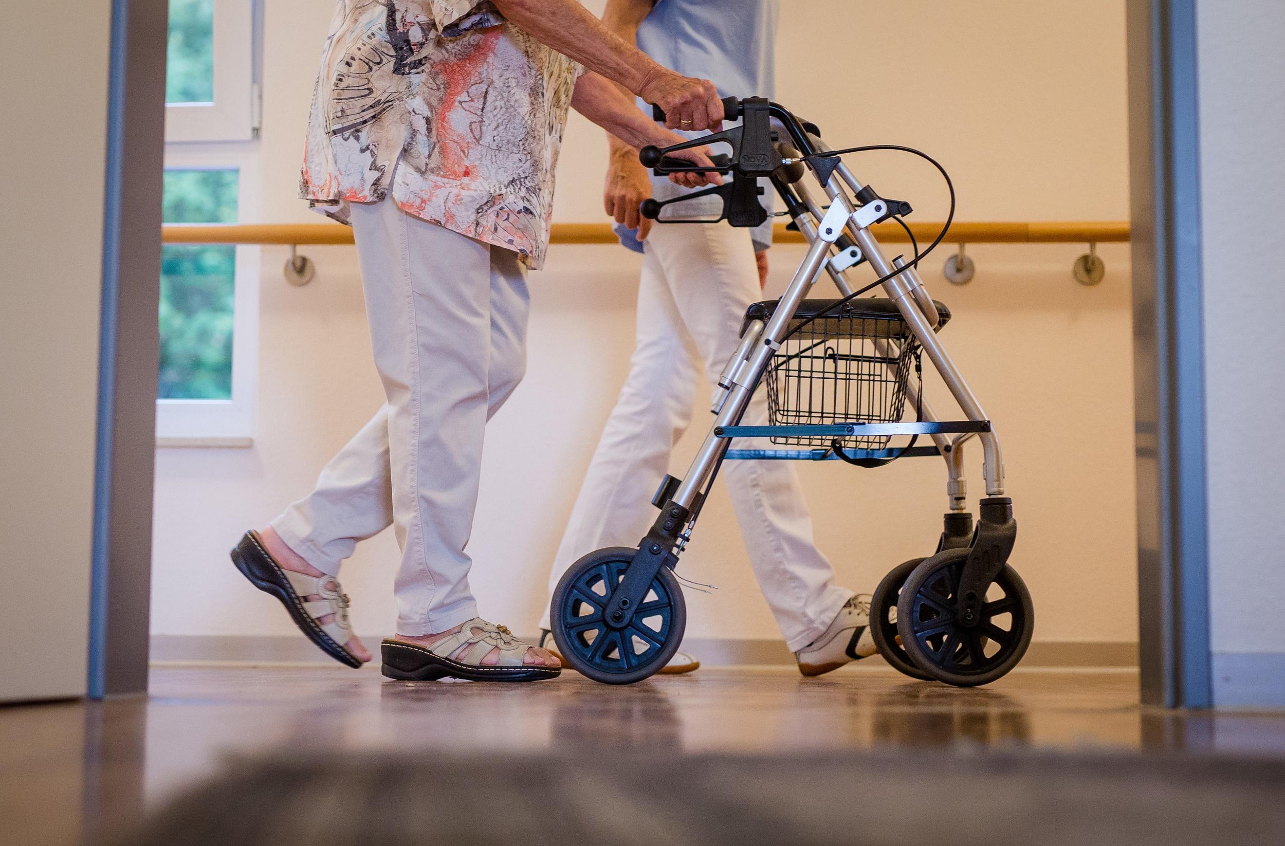Nicht nur Pflegebedürftige haben Anspruch auf den Entlastunsgbetrag.