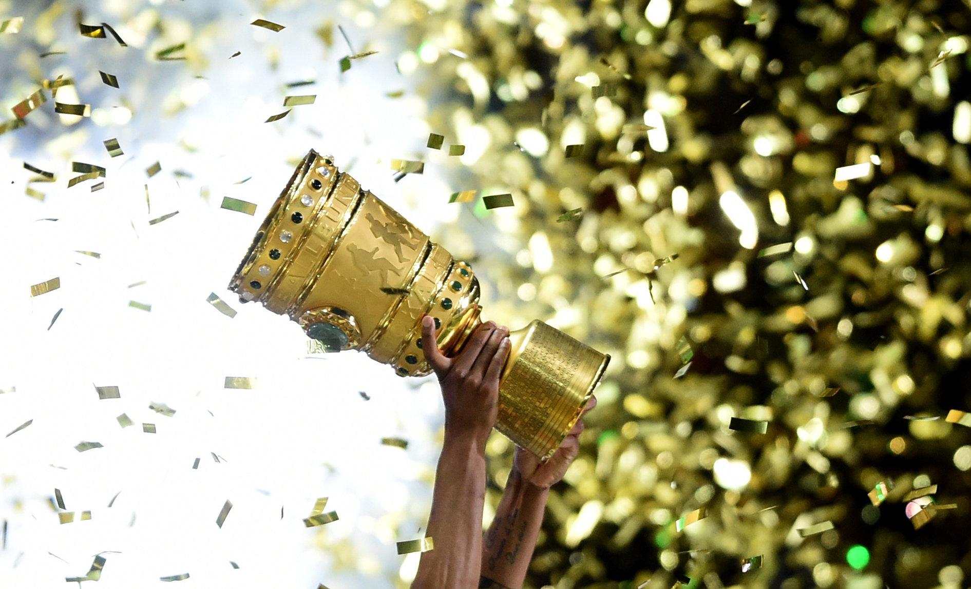 Der DFB-Pokal.