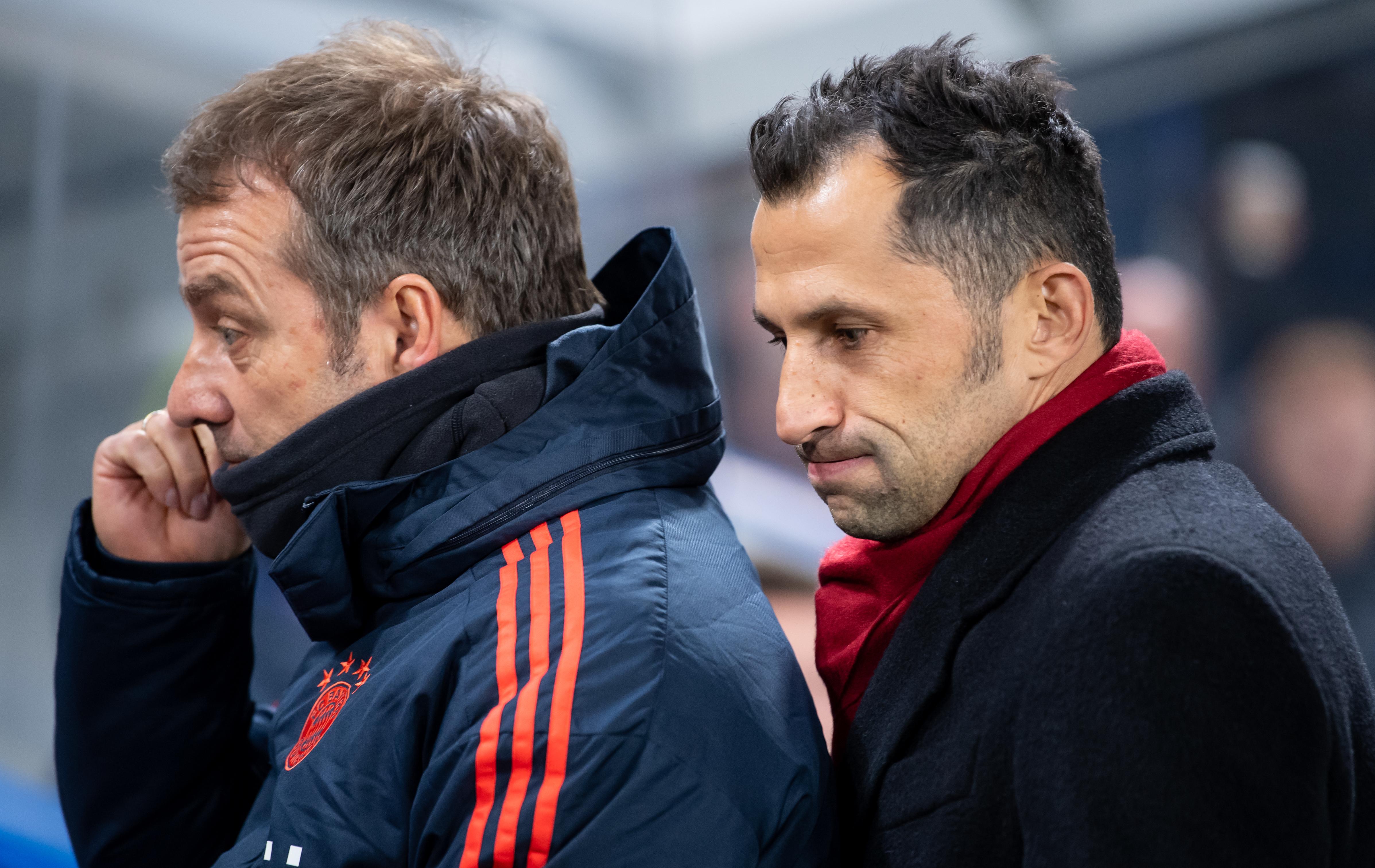 Das hört man beim FC Bayern wohl ungern: Dayot Upamecano könnte seinen Wechselwunsch überdenken.