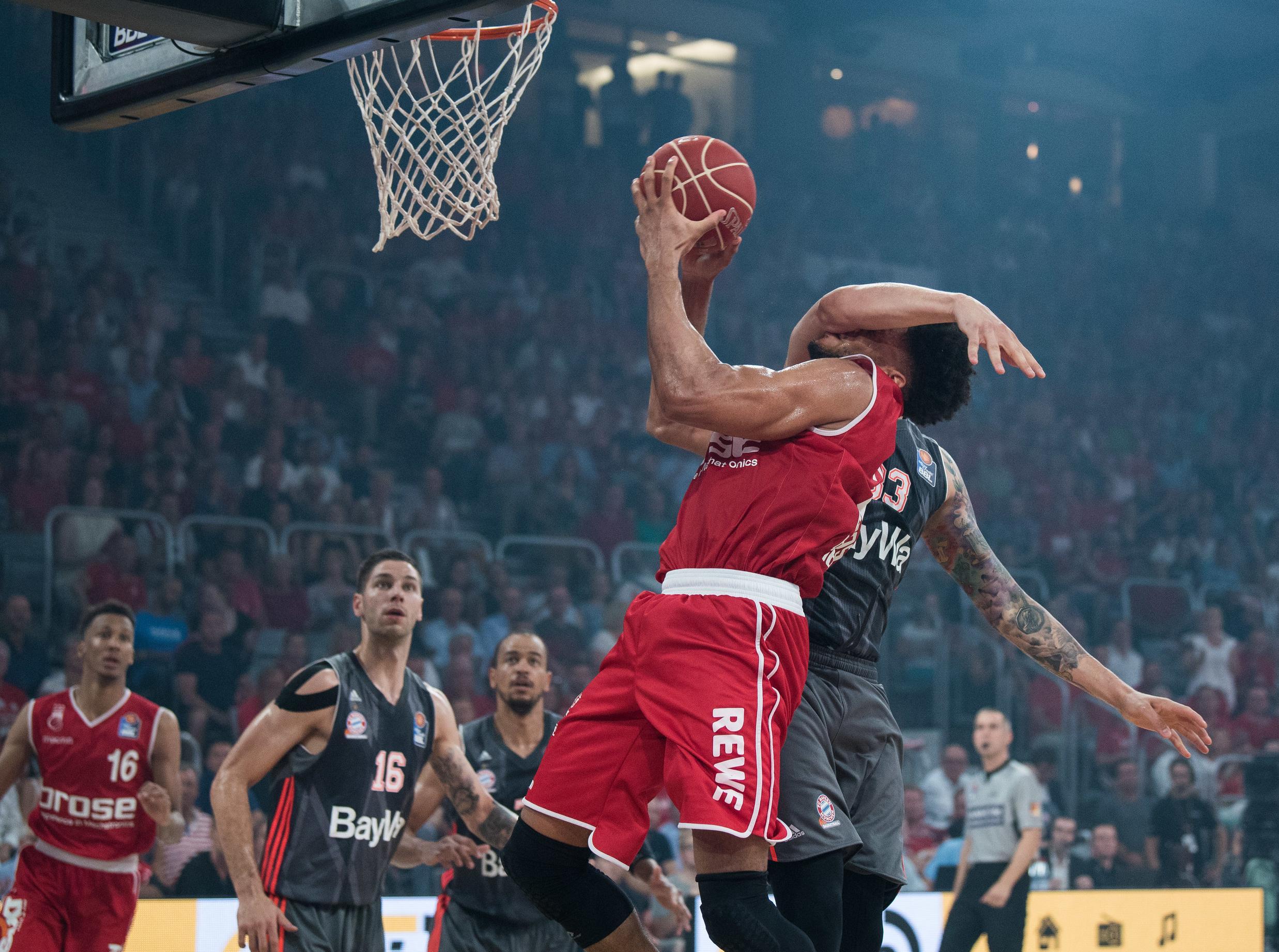 Spielpause in der deutschen Basketball-Liga BBL: Große finanzielle Verluste drohen.