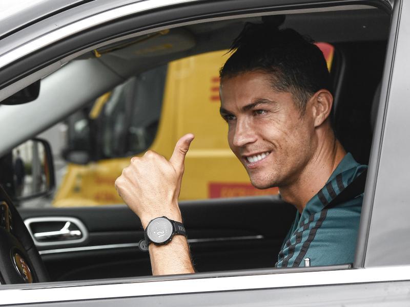 Cristiano Ronaldo hat einen ganzen Fuhrpark luxuriöser Autos, den er nun mit einem besonders seltenen Schmuckstück erweitert.