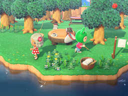 """Animal Crossing: New Horizons"" - Fundorte und Zeiten aller Insekten"