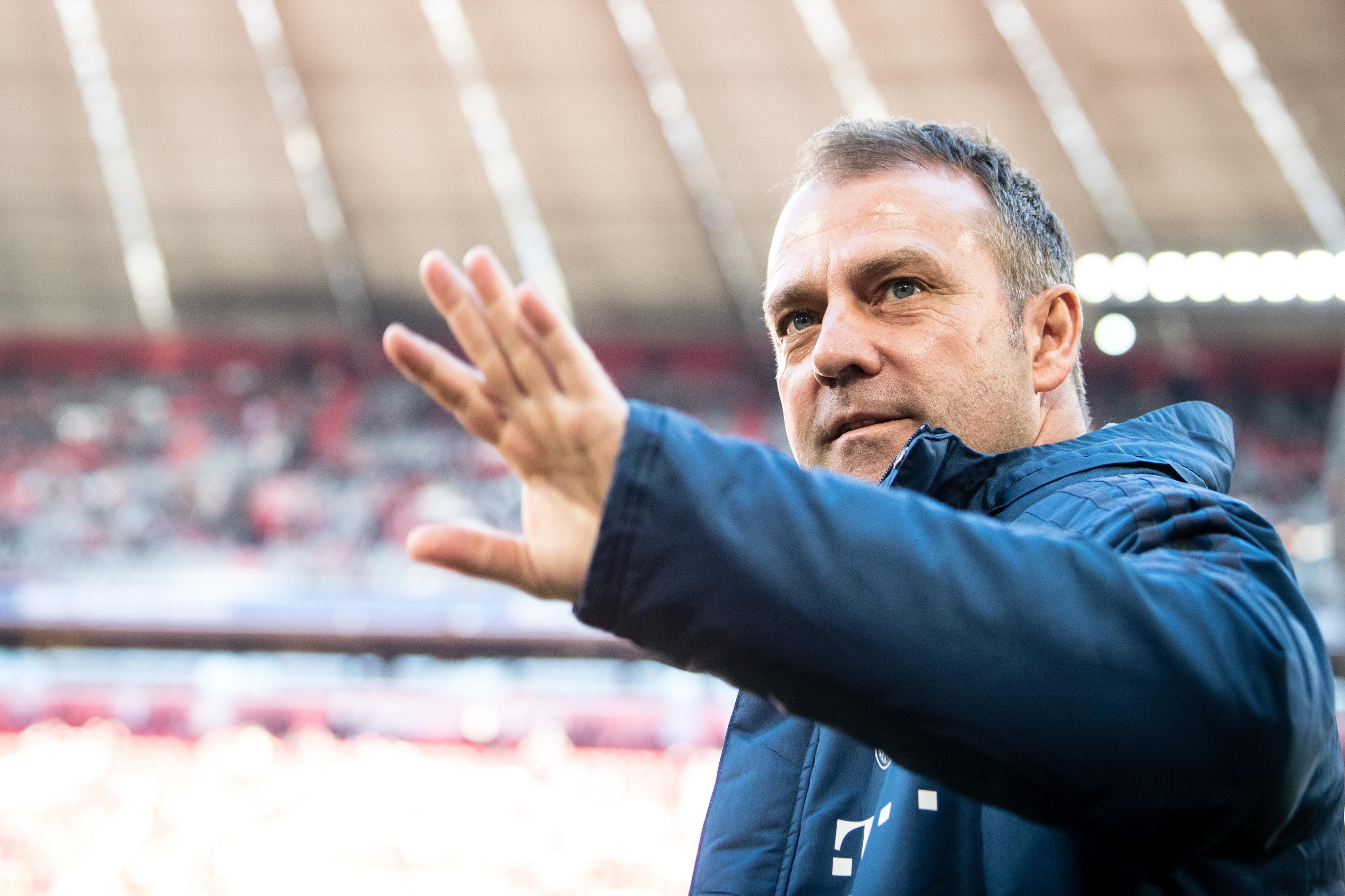 Cheftrainer des FC Bayern München: Hansi Flick.