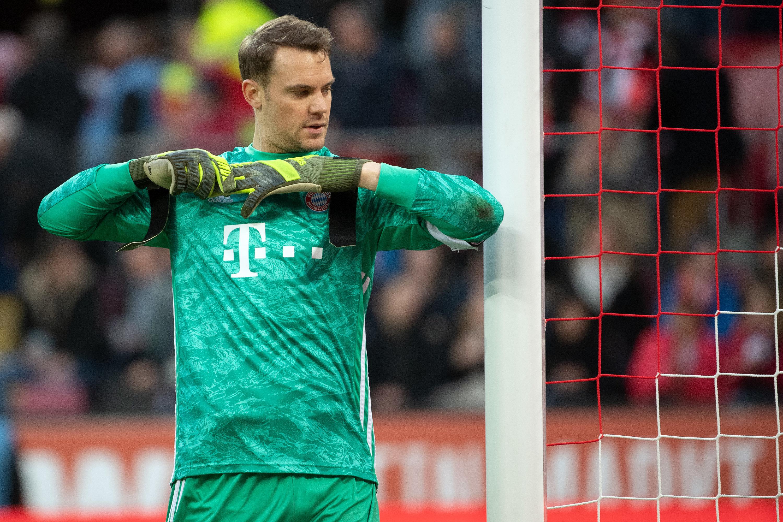 Die Vertragsverlängerung von Manuel Neuer beim FC Bayern zieht sich.