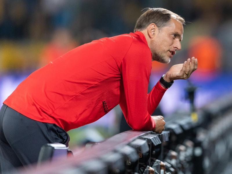 Steht als Meister in Frankfreich mit Paris Saint-Germain fest: PSG-Coach Thomas Tuchel. Foto: Robert Michael/dpa-Zentralbild/dpa