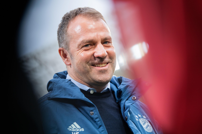 Hansi Flick und der FC Bayern - dieser Verbindung scheint zu passen. Das sieht auch Karl-Heinz Rummenigge so.