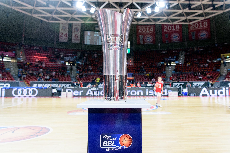 Die Basketball-Bundesliga darf die Saison mit einem Turnier fortsetzen.