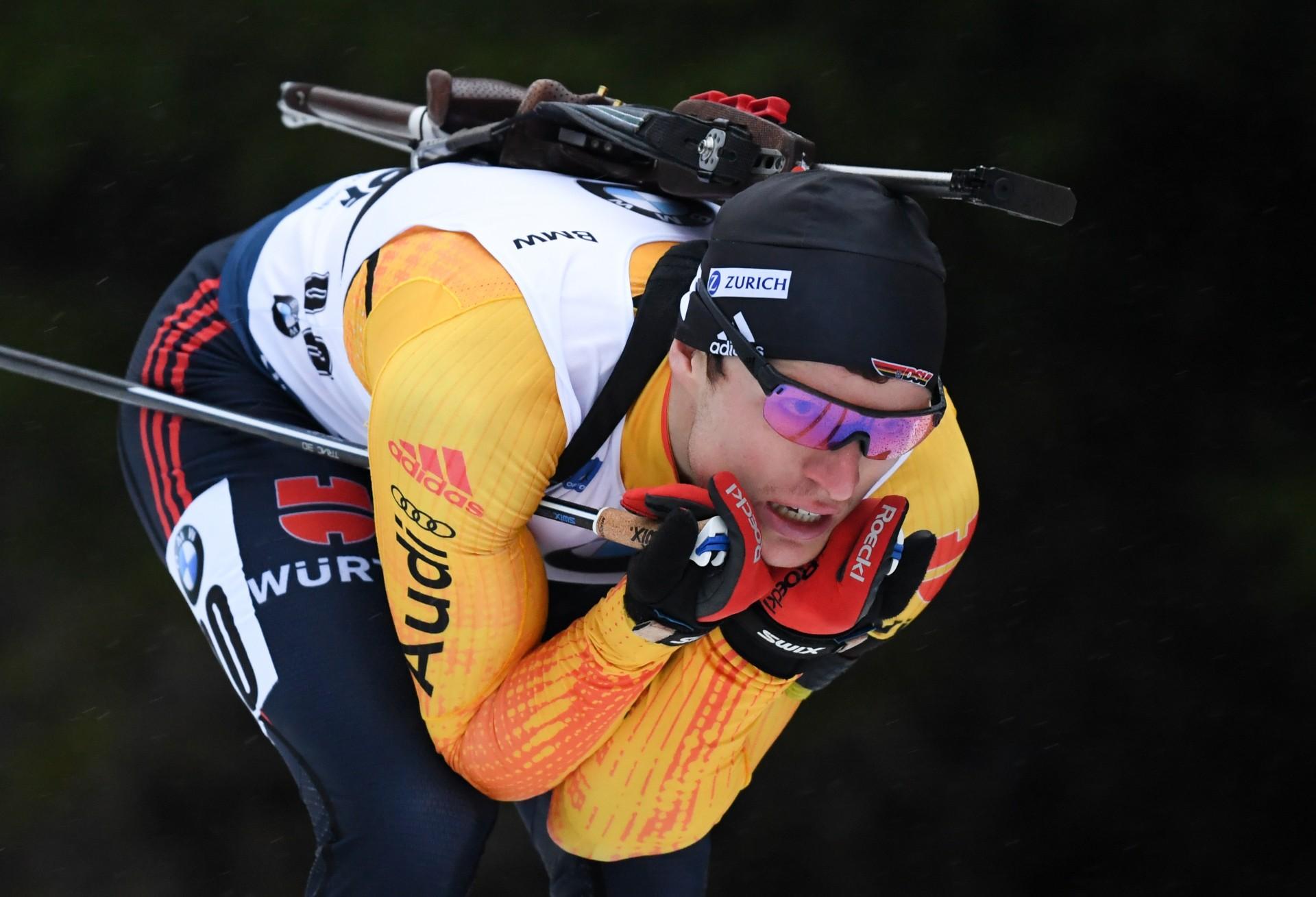 Herren Biathlon Heute