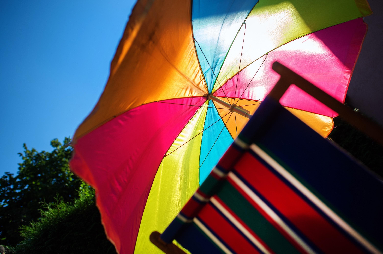 Freizeit daheim: Jetzt sind die klassischen Sommer-Artikel gefragt.