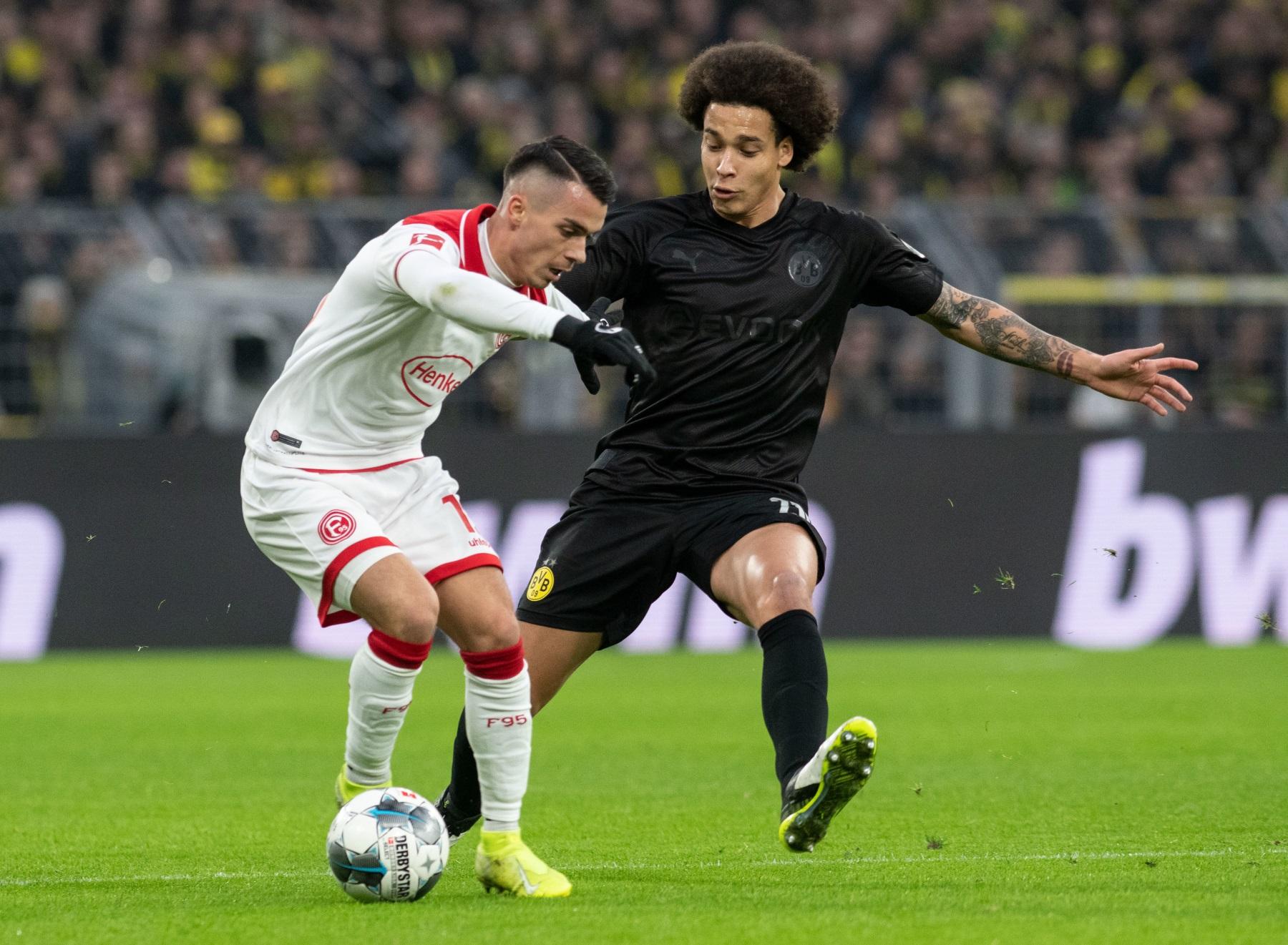 Fortuna Düsseldorf empfängt Borussia Dortmund am 31. Bundesliga-Spieltag.
