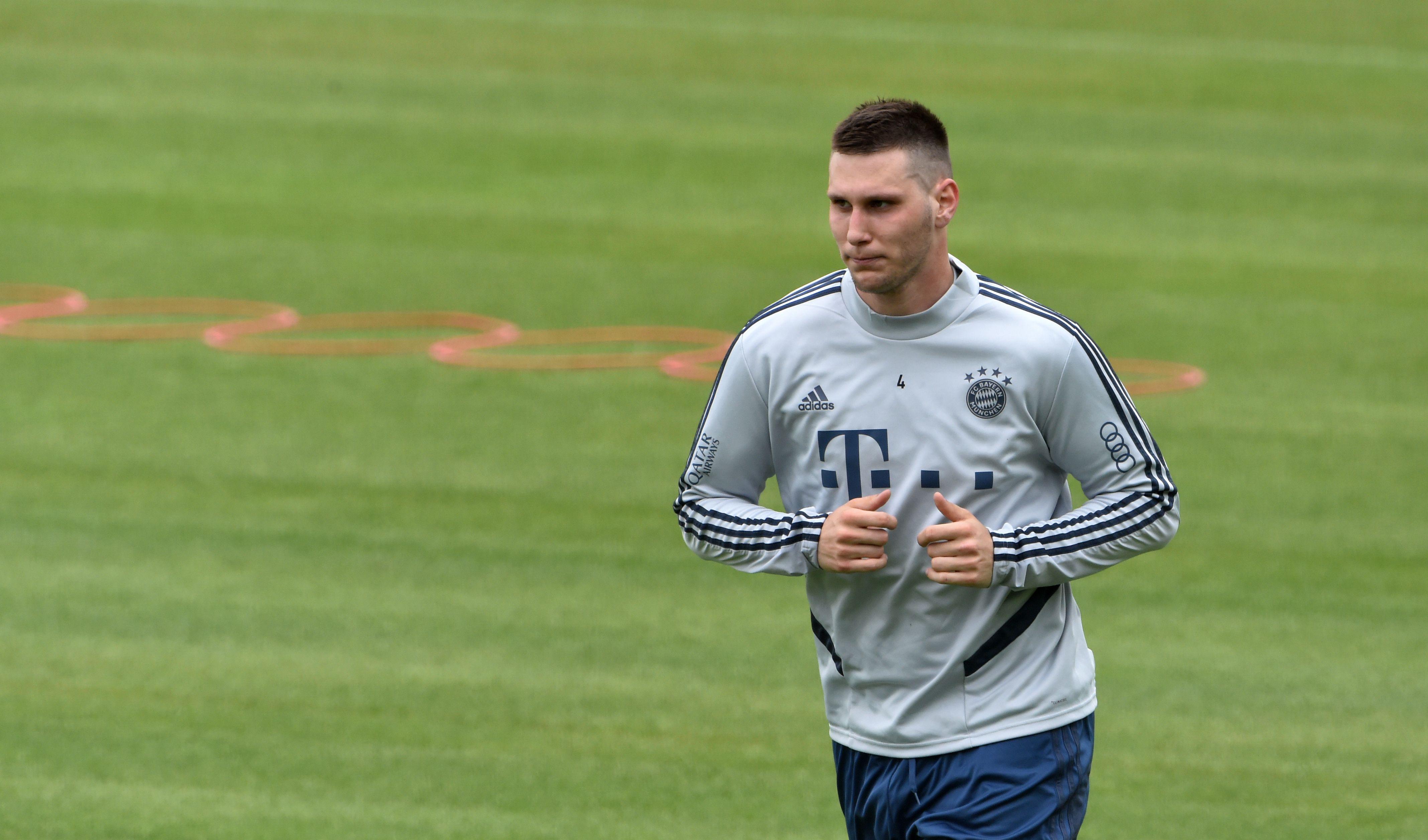 Abwehrstar des FC Bayern: Niklas Süle.