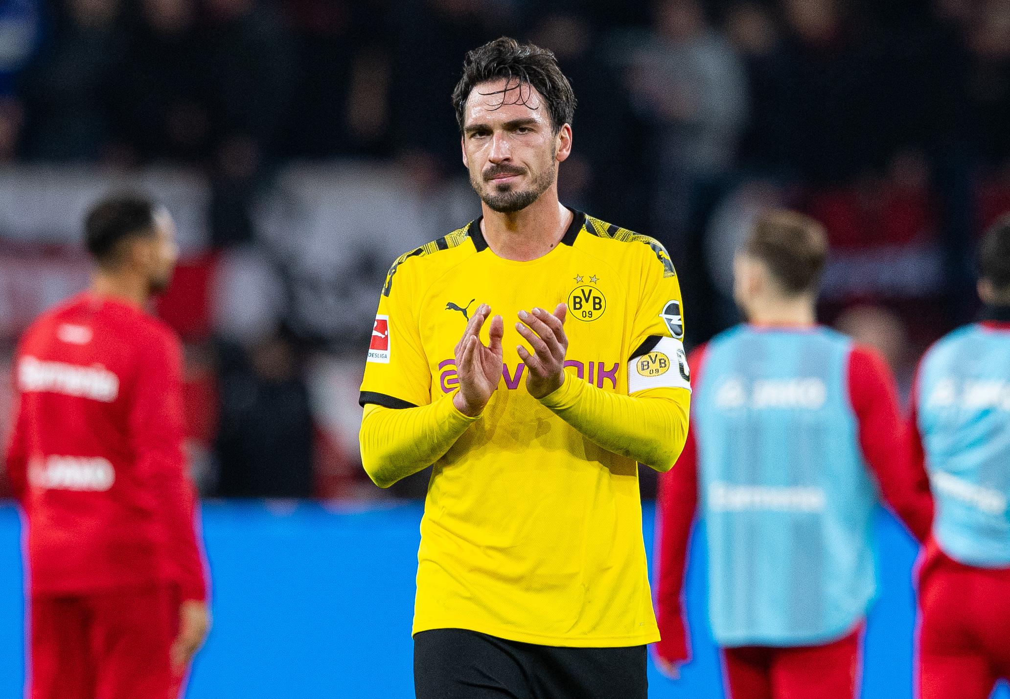 Mats Hummels und Borussia Dortmund wollen in der nächsten Saison einen Angriff starten.