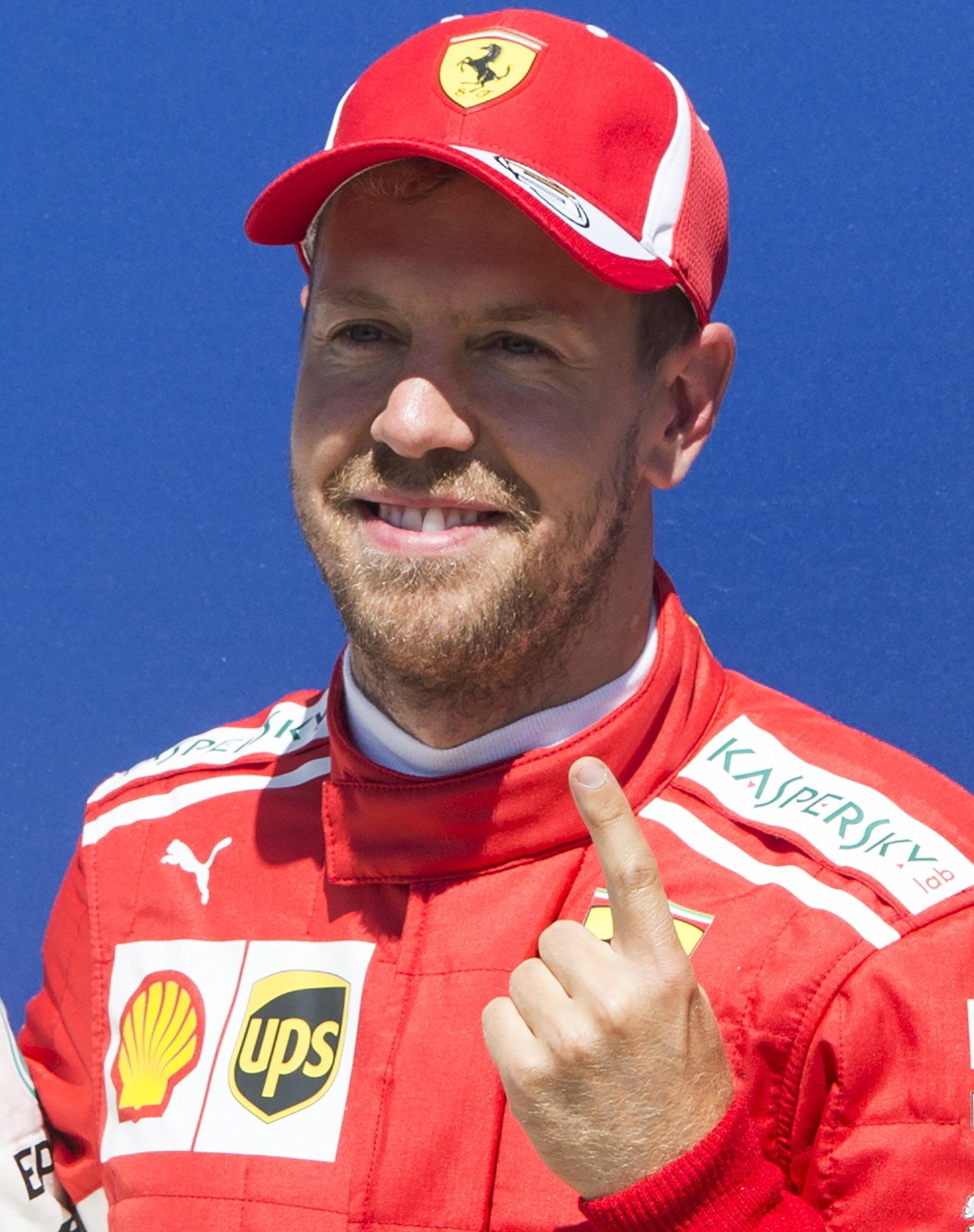 Sebastian Vettel freut sich auf die Rückkehr der Formel 1.