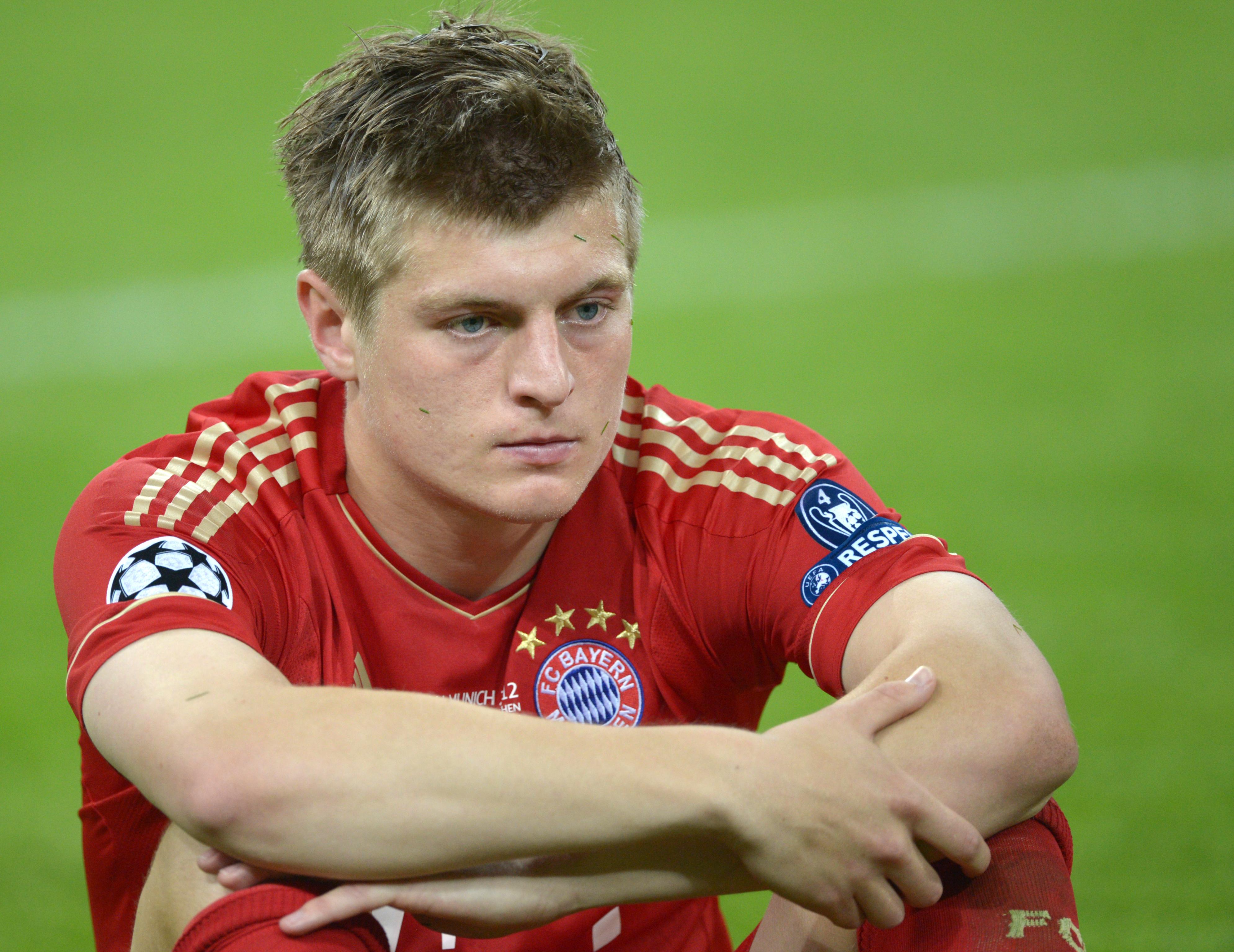 Die Niederlage im Finale dahoam 2012 war für Toni Kroos eine bittere Pleite.