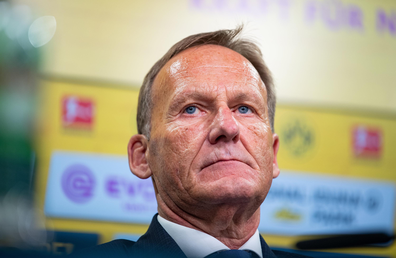 Geschäftsführer von Borussia Dortmund: Hans-Joachim Watzke.