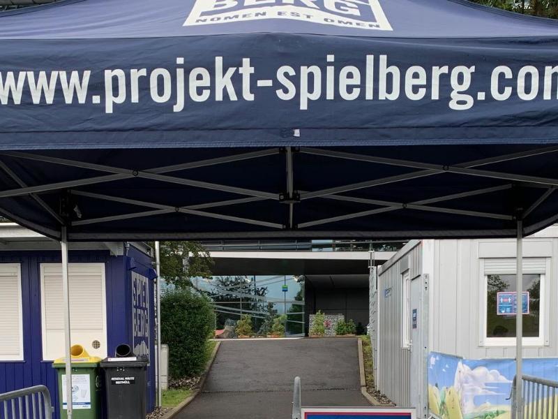 Rund um die ersten beiden Rennen in Spielberg sollen auch viele Coronatests durchgeführt werden. Foto: Ingrid Kornberger/APA/dpa