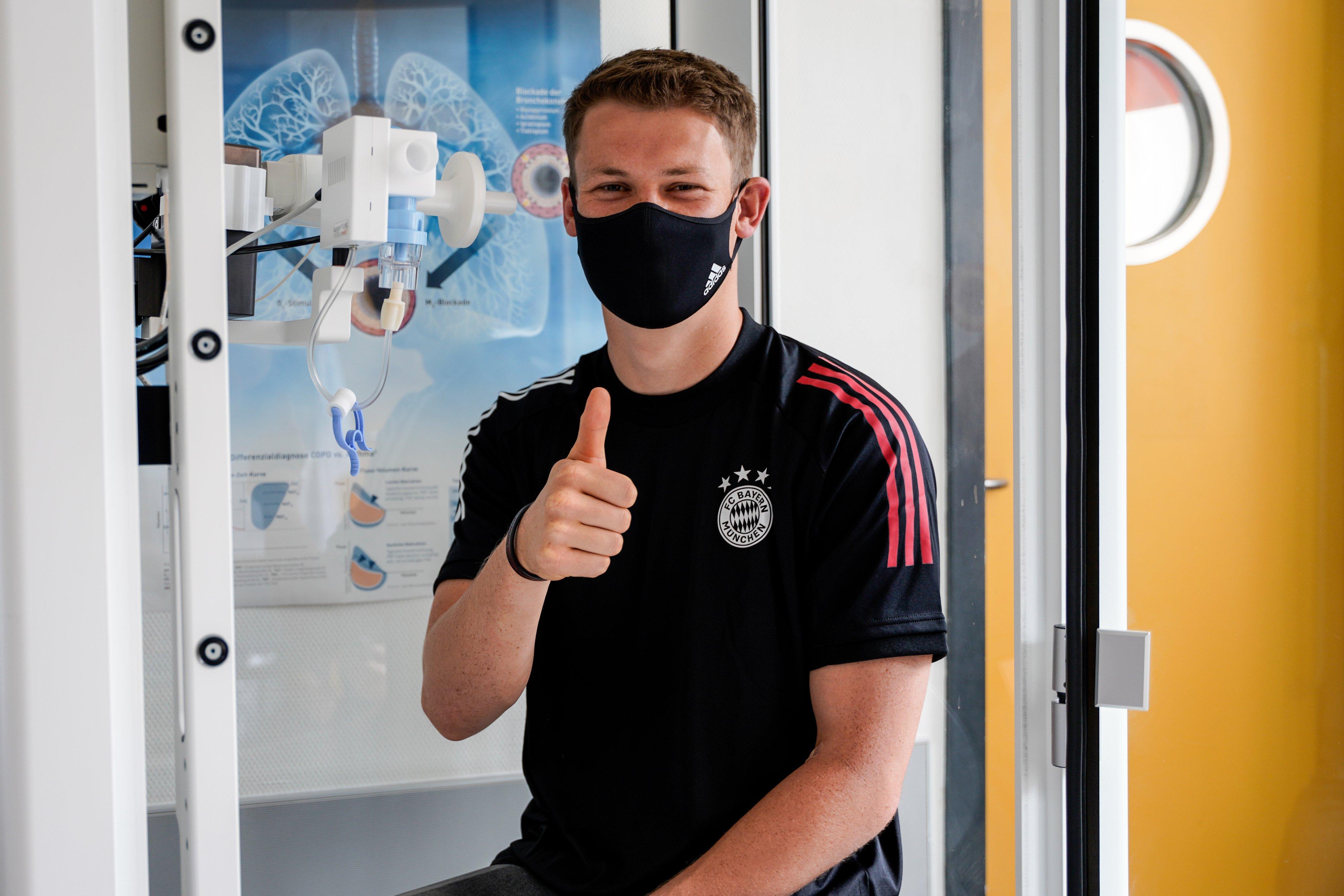 Alexander Nübel absolvierte erfolgreich den Medizincheck beim FC Bayern.