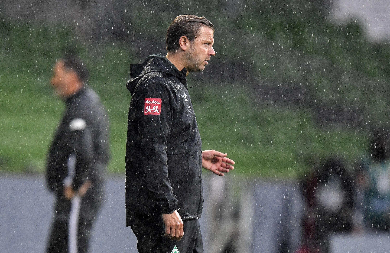 Werder Bremen und der 1. FC Heidenheim trennen sich Hinspiel der Bundesliga-Relegation unentschieden.