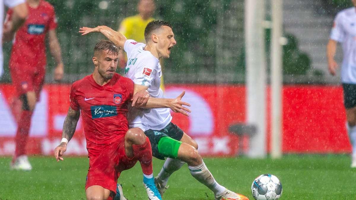 Relegation Heidenheim Bremen Tv