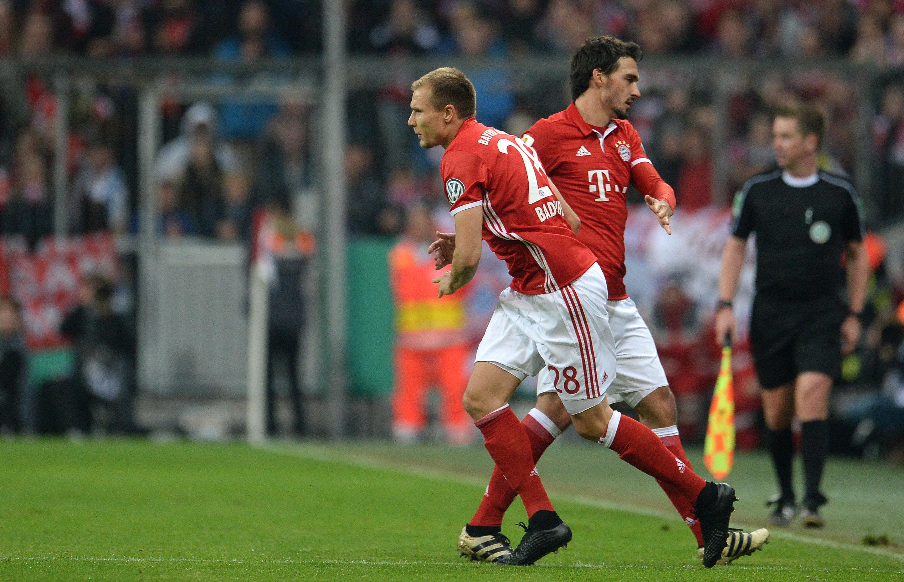 Einst gemeinsam für den FC Bayern: Holger Badstuber (li.) und Mats Hummels.
