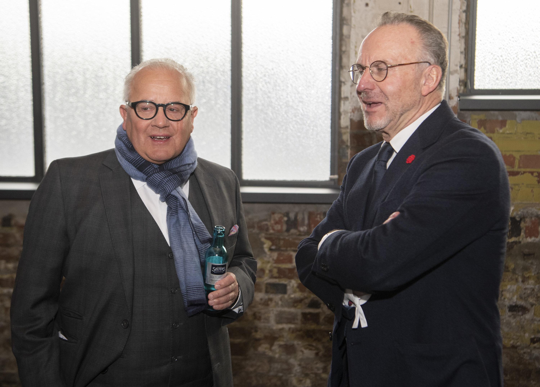 Nicht die besten Freunde? DFB-Präsident Fritz Keller (li.) und Bayern-Boss Karl-Heinz Rummenigge.