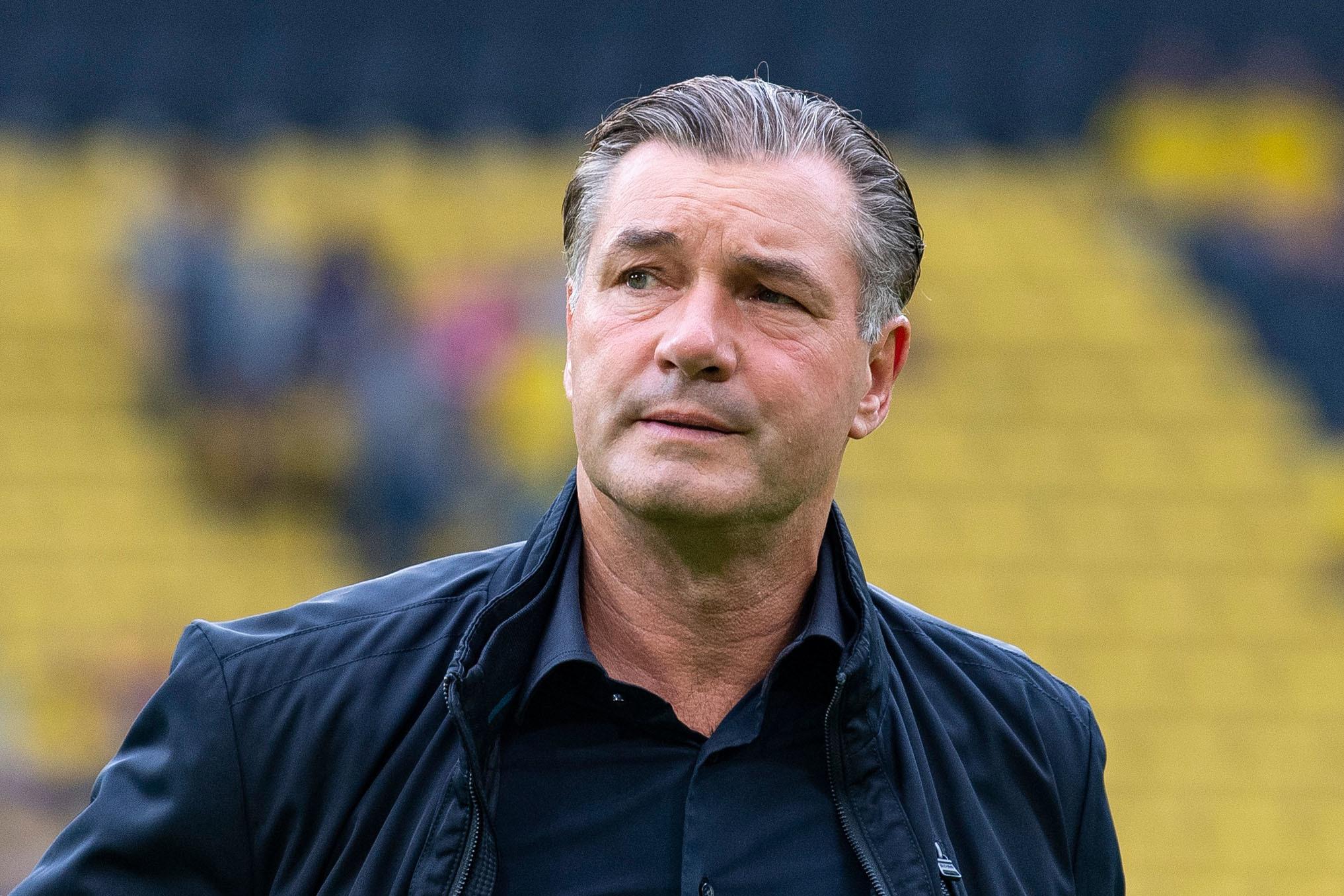 Borussia Dortmunds Sportdirektor Michael Zorc kritisierte die Leonardo-Aussagen scharf.