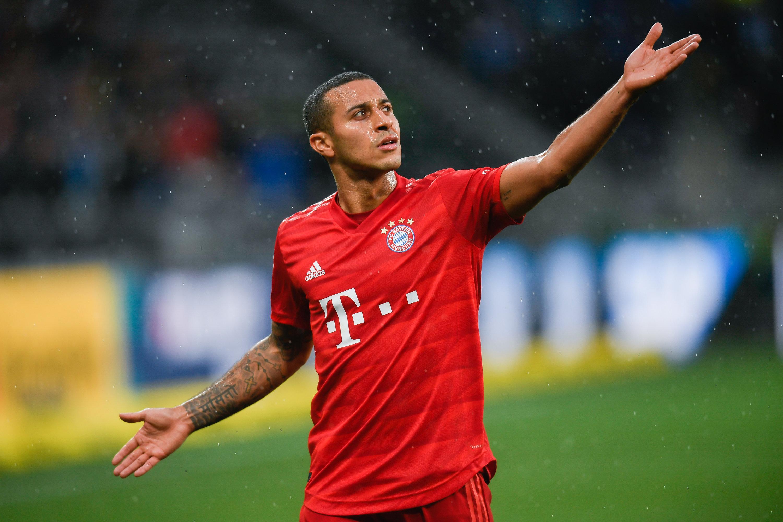 Verlässt Thiago den FC Bayern München im Sommer?