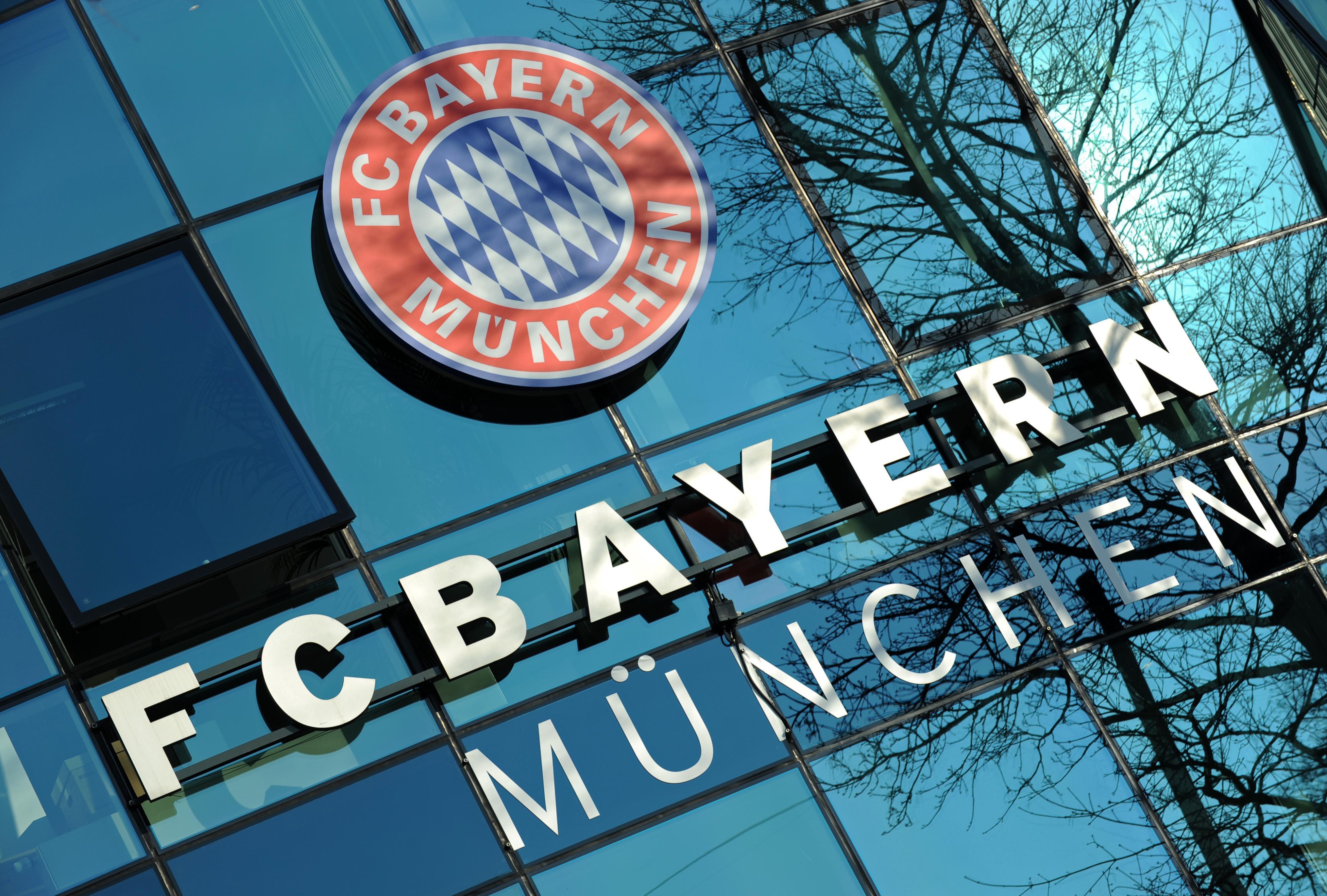 Das Klub-Gelände des FC Bayern an der Säbener Straße in München.