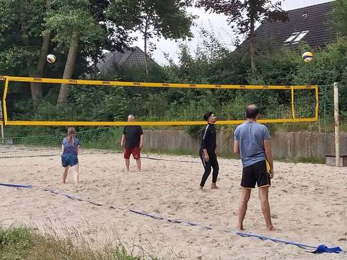 Volleyball: Borstel in Vorbereitung