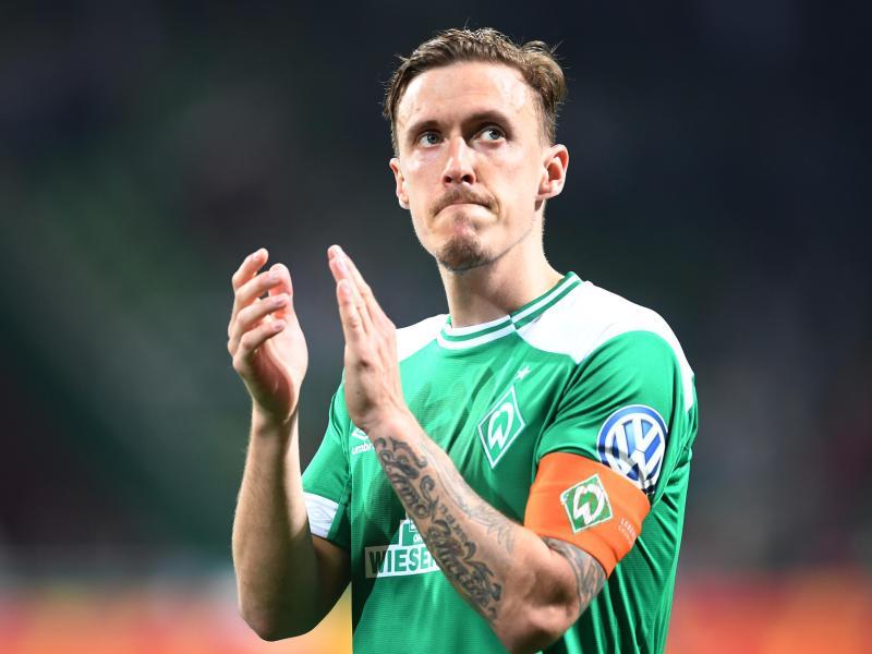 Max Kruse wird künftig das Trikot des 1. FC Union Berlin tragen. Foto: Carmen Jaspersen/dpa