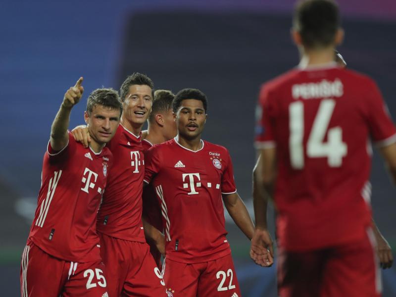 Der FC Bayern München hat sich im Halbfinale mit 3:0 gegen Olympique Lyon durchgesetzt. Das Finale wird auch im ZDF gezeigt.
