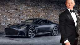 Aston Martin: Limitierte Sondermodelle im James-Bond-Look