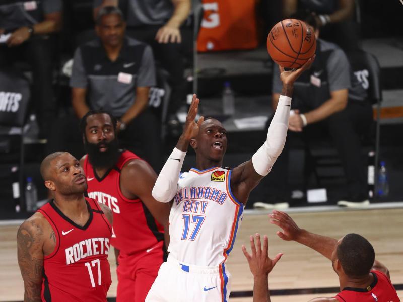 Rockets Gegen Thunder