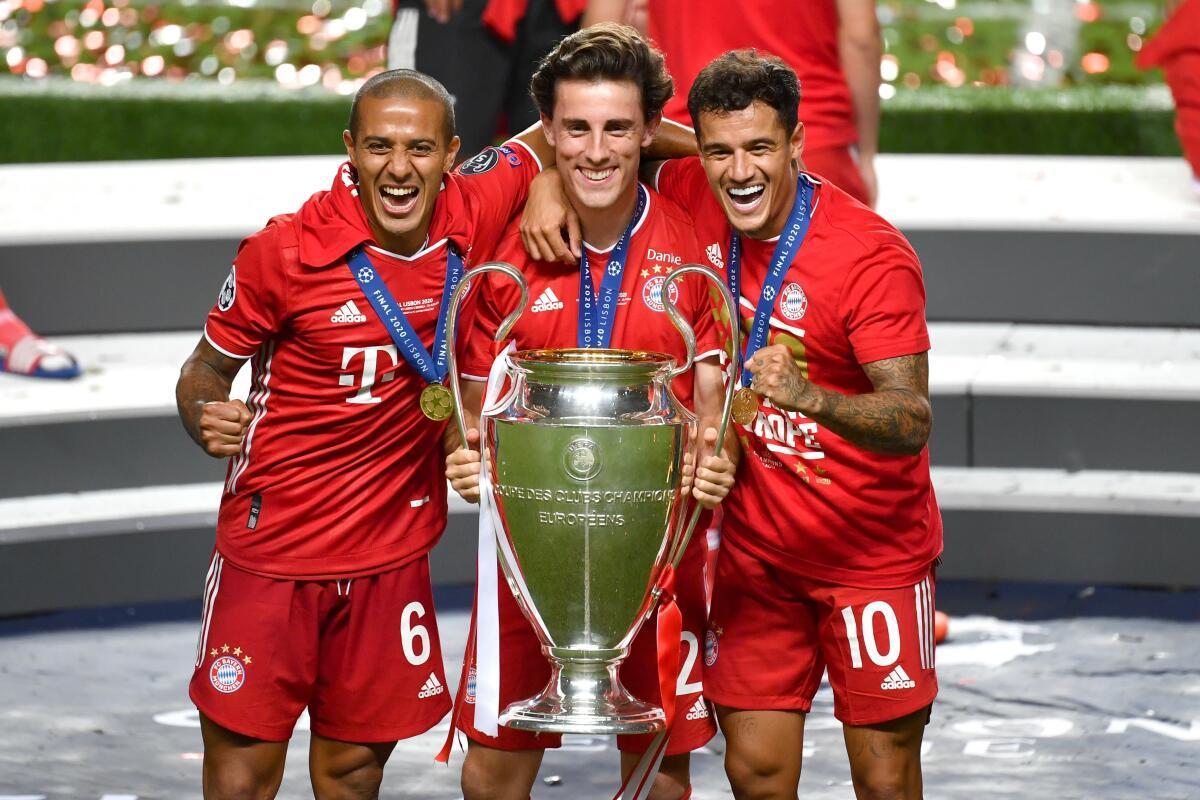 Kehrt Thiago nie mehr zum FC Bayern zurück?