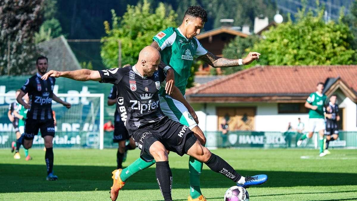 Werder Testspiel