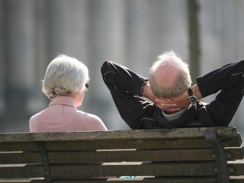 Österreich ist ein Paradies für Senioren.