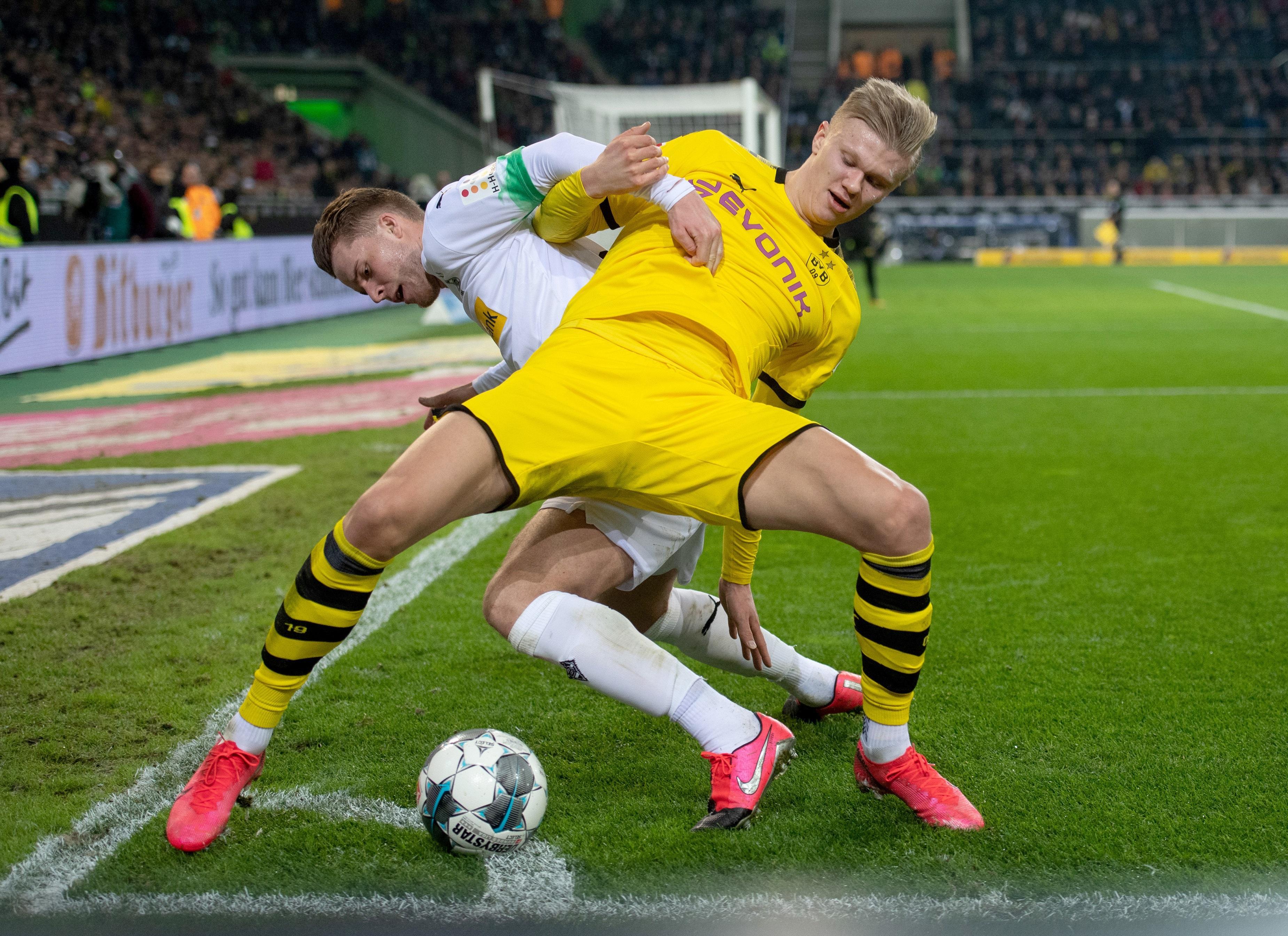 Das Bundesliga-Spitzenspiel zwischen dem BVB und Gladbach ist live im TV und Stream zu sehen.