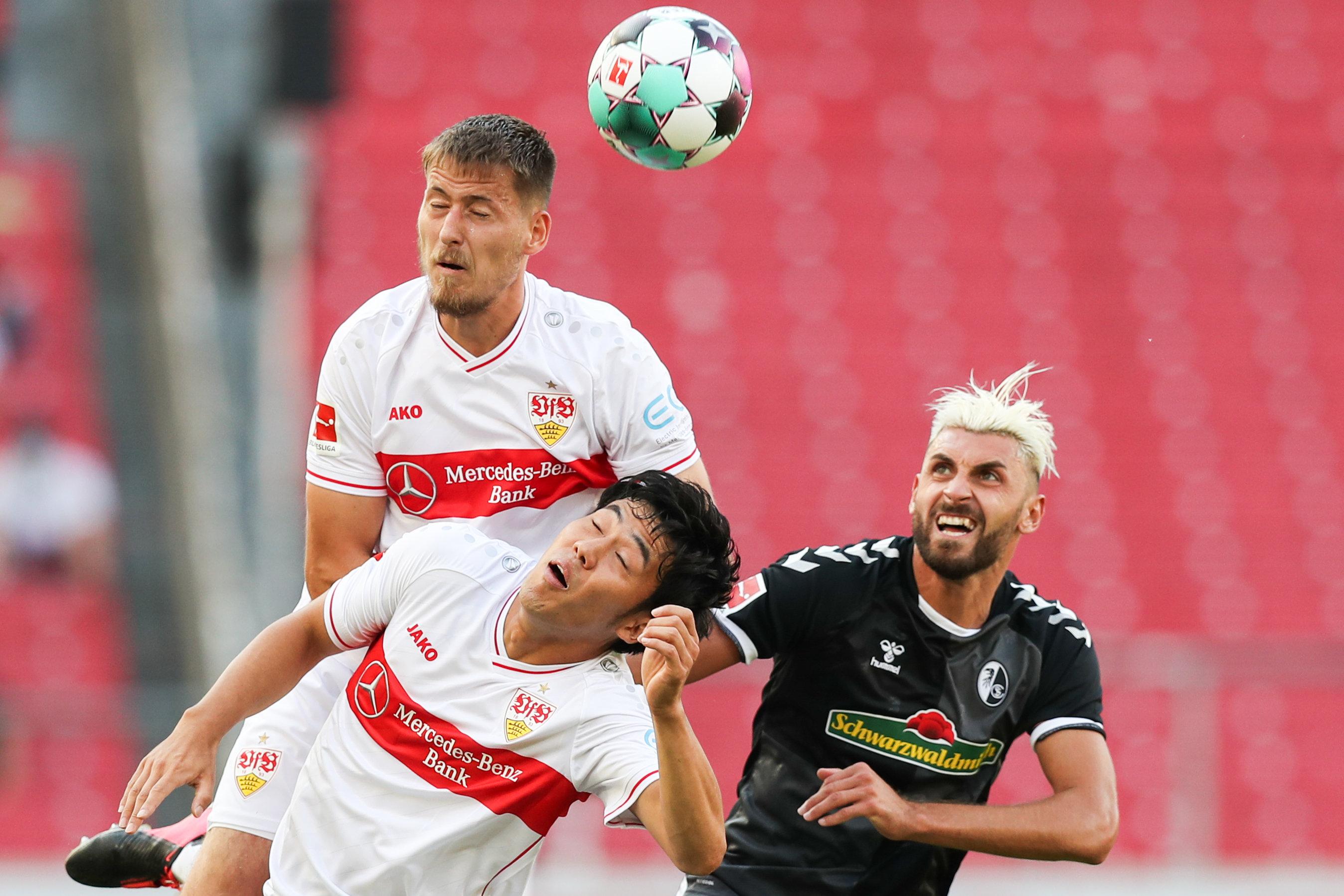 Der VfB Stuttgart zeigt gegen den SC Freiburg große Moral.