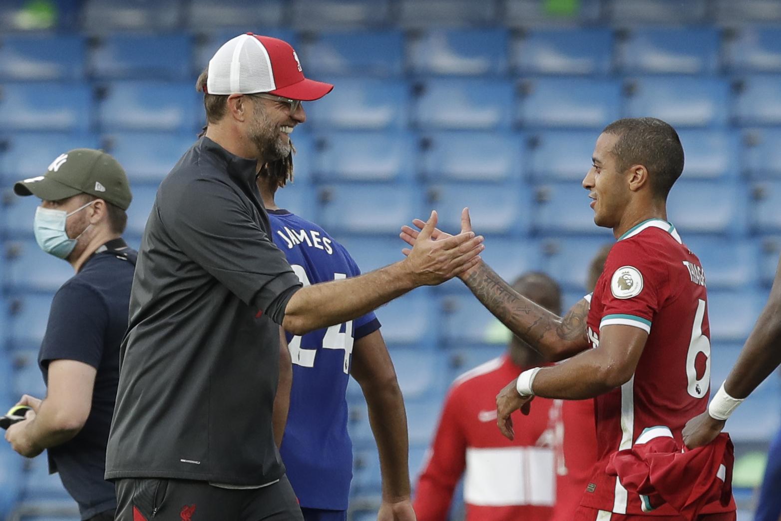 Spitzenspiel in der Premier League: Der FC Chelsea gegen den FC Liverpool.