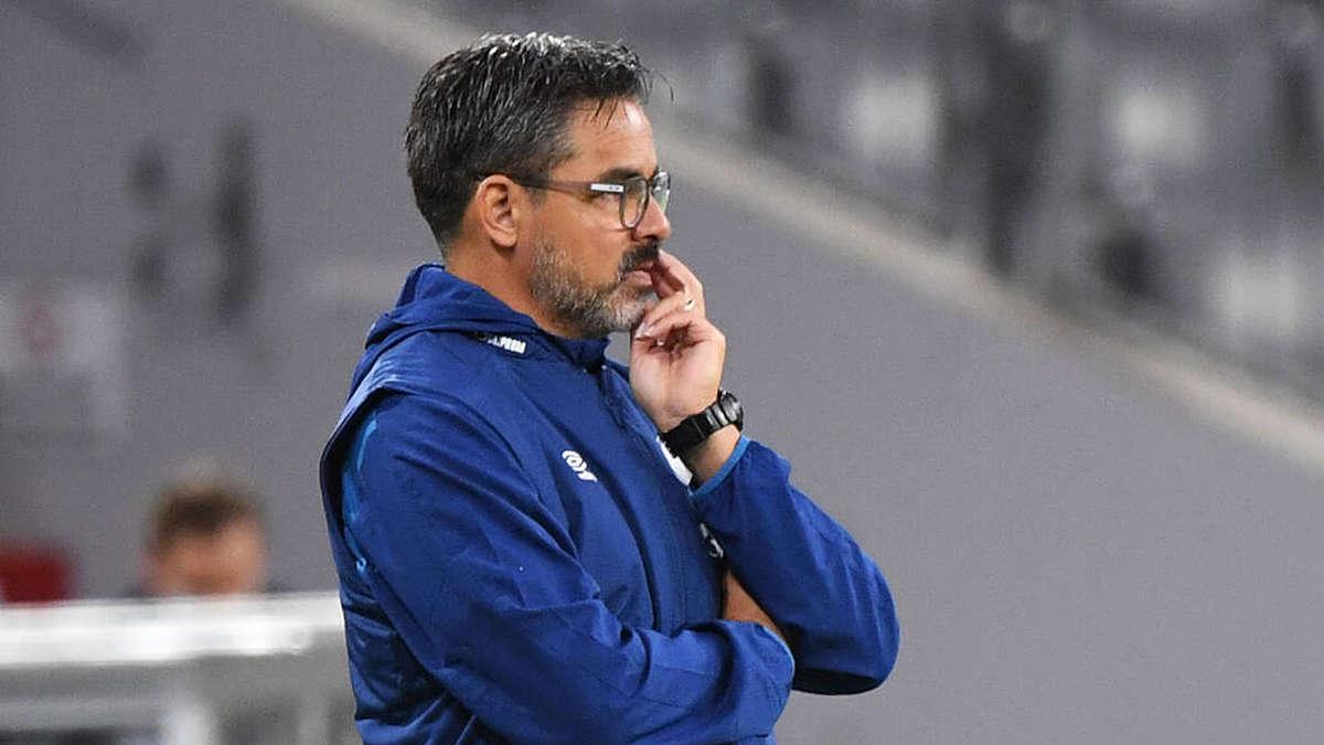 Coach David Wagner vor dem Aus! Spektakuläre...