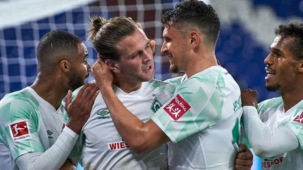 Stürmer Werder Bremen