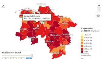 Landkreis Oldenburg Derzeit Kein Hotspot Wildeshausen