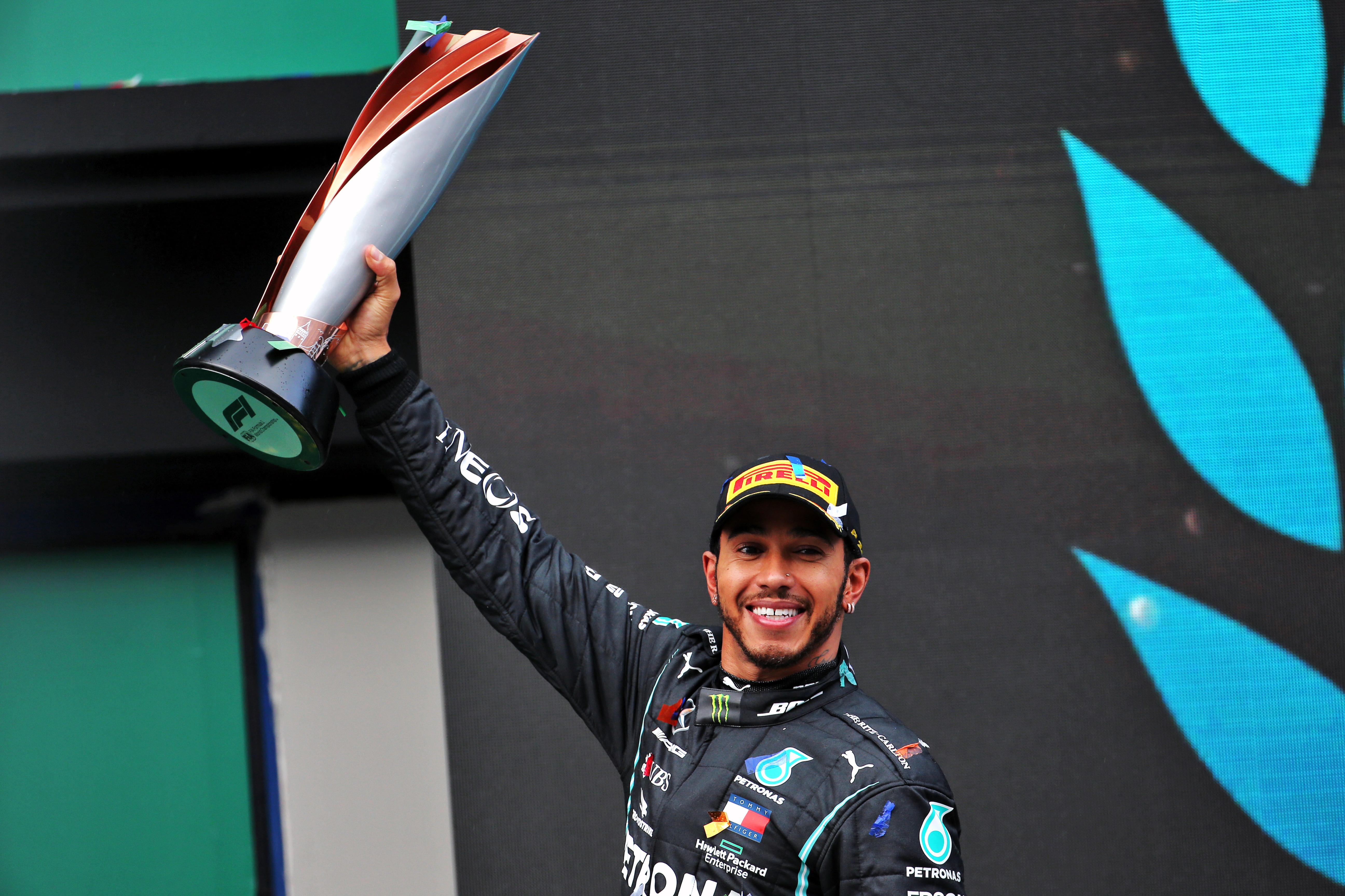 "Formel-1-Boss über Lewis Hamilton: ""Hat mir nicht gesagt, ob er verlängert"""