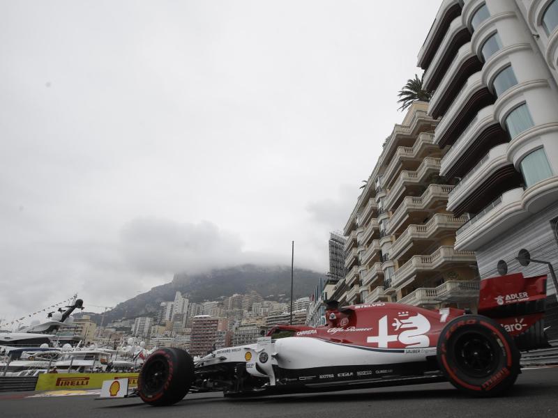 Das Stadtrennen in Monaco soll 2021 wie geplant stattfinden. Foto: Luca Bruno/AP/dpa