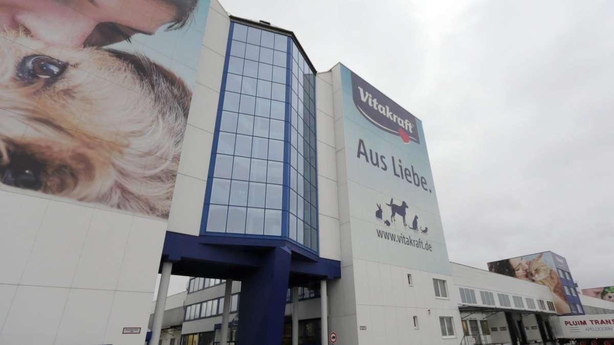 Achim-West: Vitakraft droht mit Wegzug von Bremer Kreuz