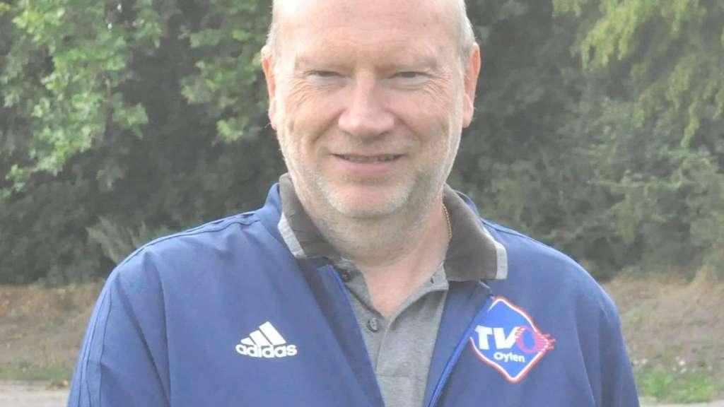 Jens Rathjen, Coach der TV Oyten II Fußball im Porträt