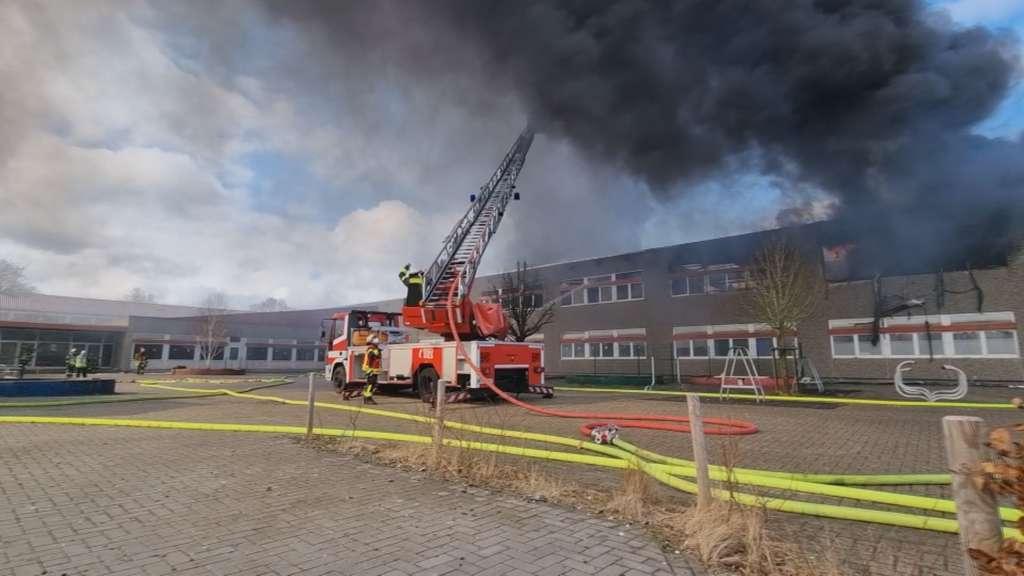 Feuer Wilhelmshaven