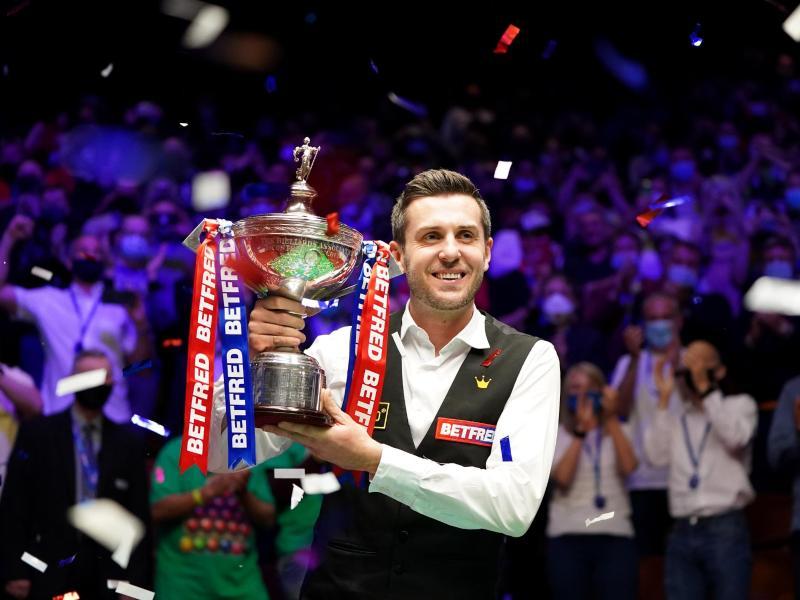 Mark Selby ist zum vierten Mal Snooker-Weltmeister.