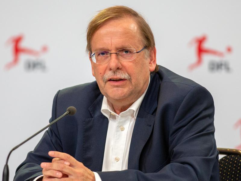 Rainer Koch, Vizepräsident des Deutschen Fußball-Bundes.
