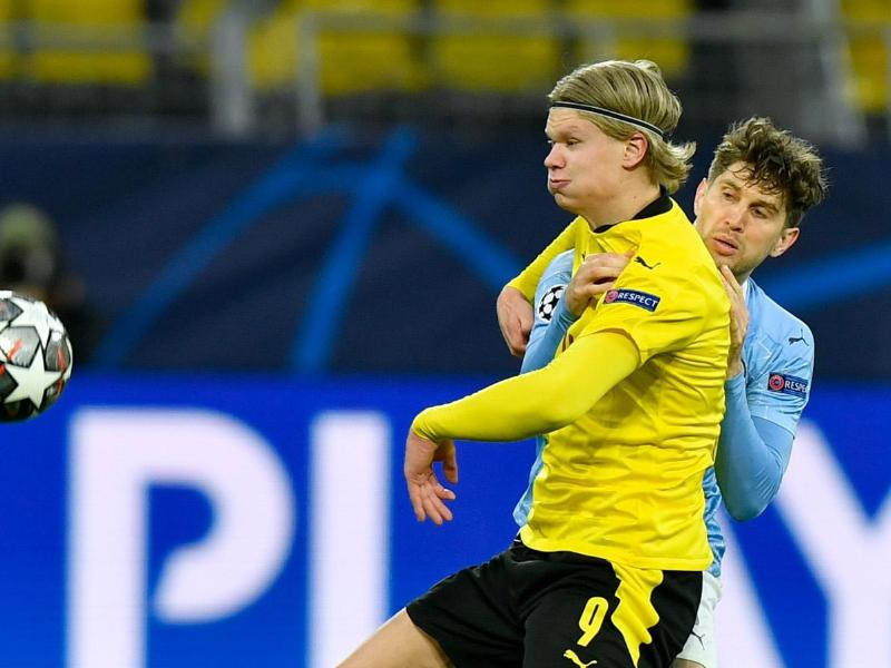 Begehrt bei Europas Topclubs: BVB-Torjäger Erling Haaland.